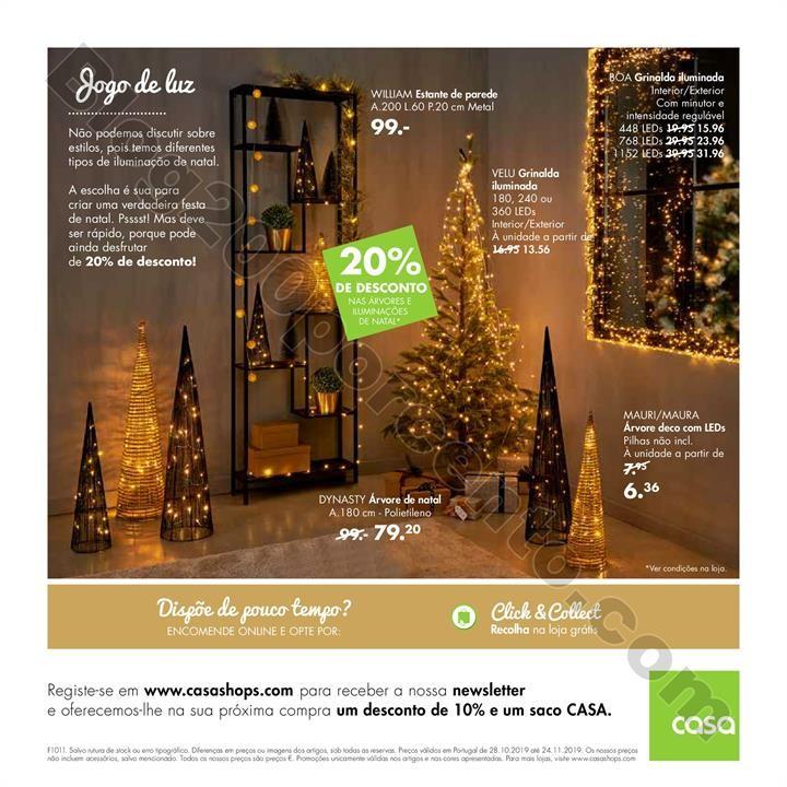 Antevisão Folheto CASA Natal Mágico Promoções