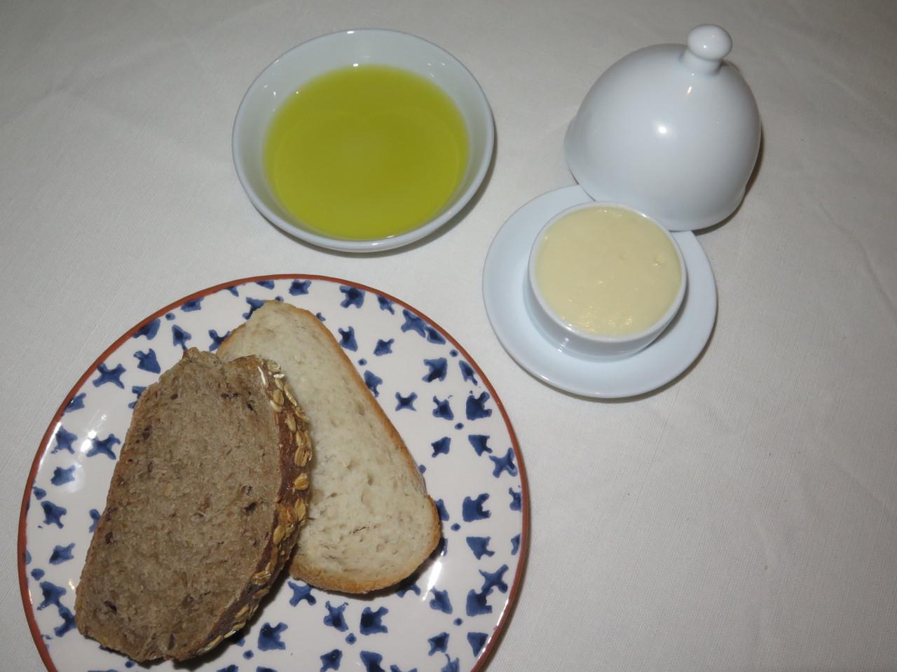 Manteiga fumada