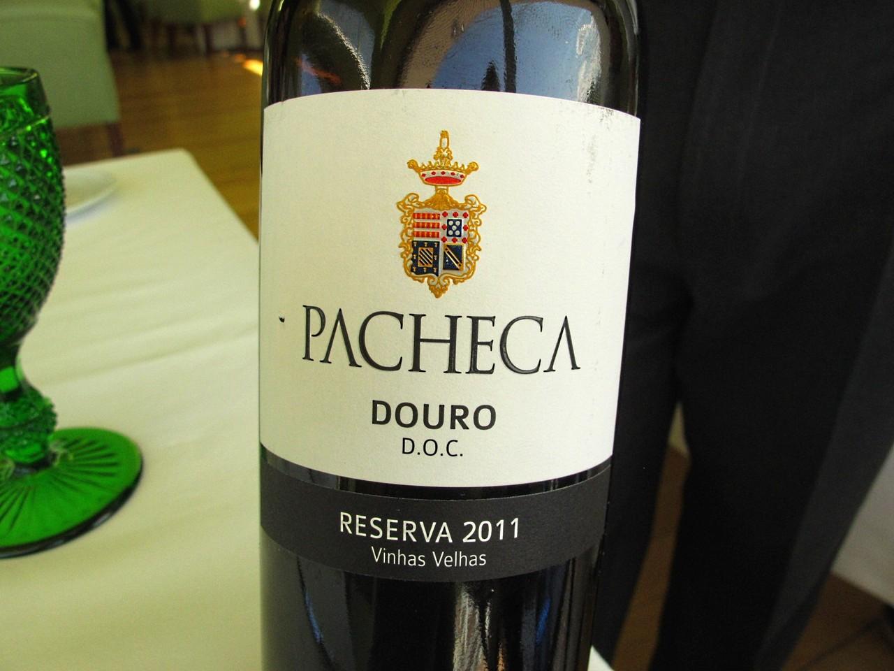 Pacheca Reserva Vinhas Velhas tinto 2011