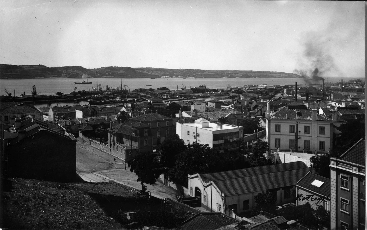 Pampulha, Lisboa (E.Portugal, c. 1940)