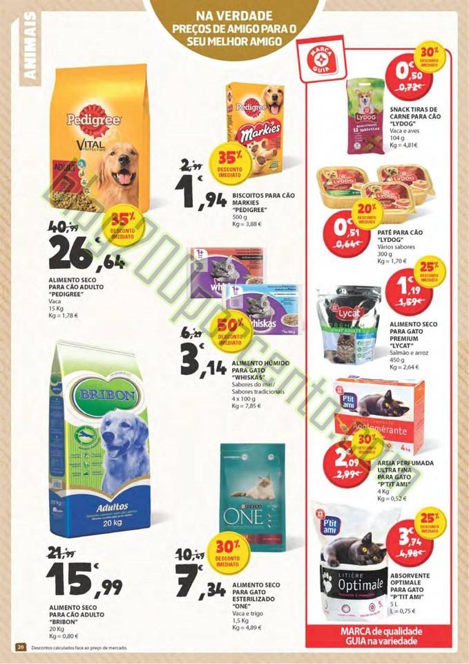aAntevisão Folheto E-LECLERC Promoções de 5 a 1