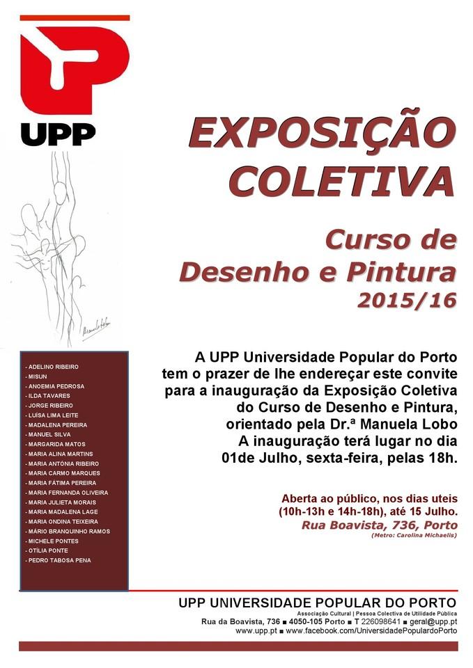 Exposição Colectiva 2016