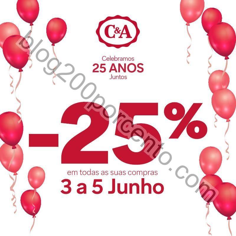 25% de desconto C&A promoção de 3 a 5 junho.jpg