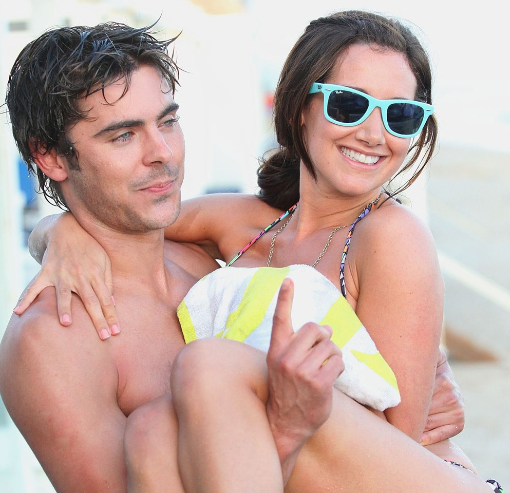zac efron ashley tisdale malibu beach.jpg