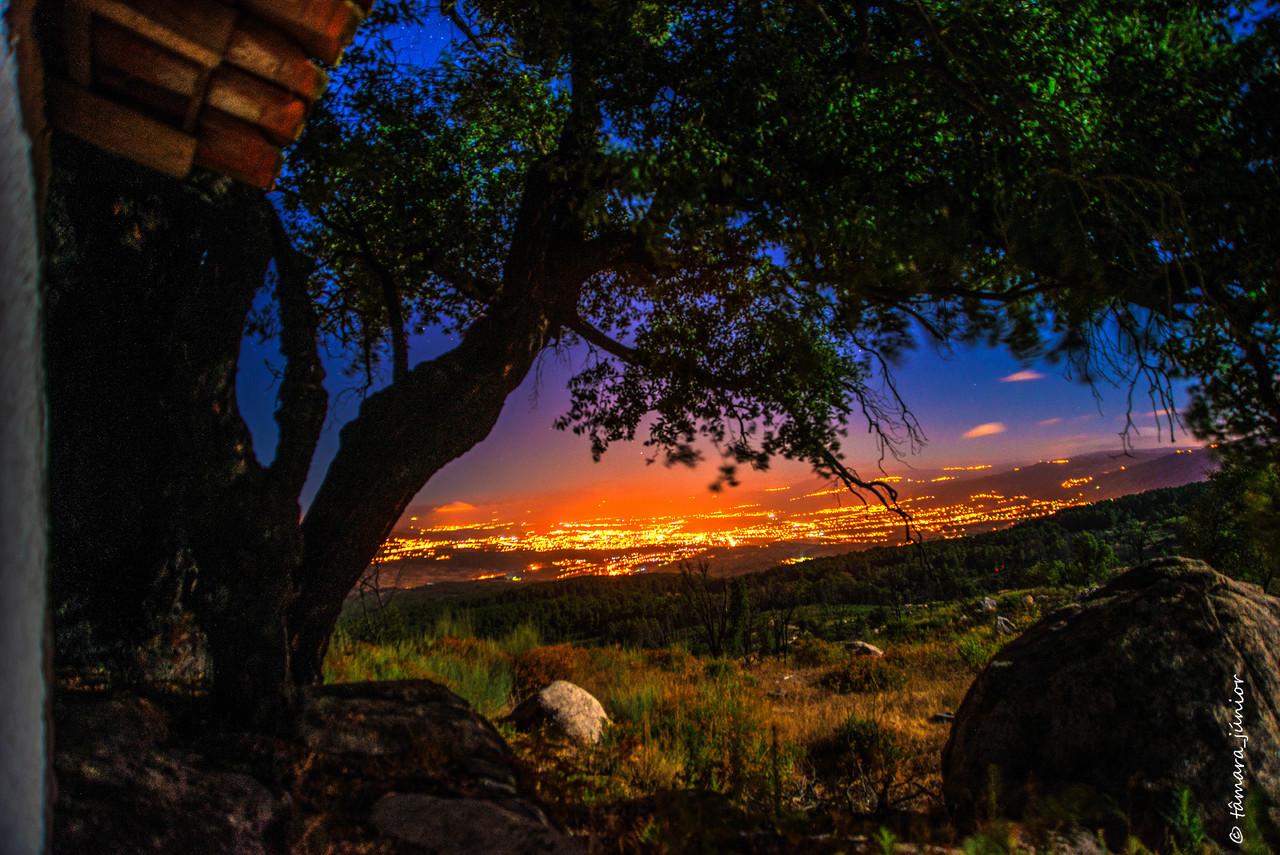 2015 - Fotografia noturna em Santa Bárbara (Ventu