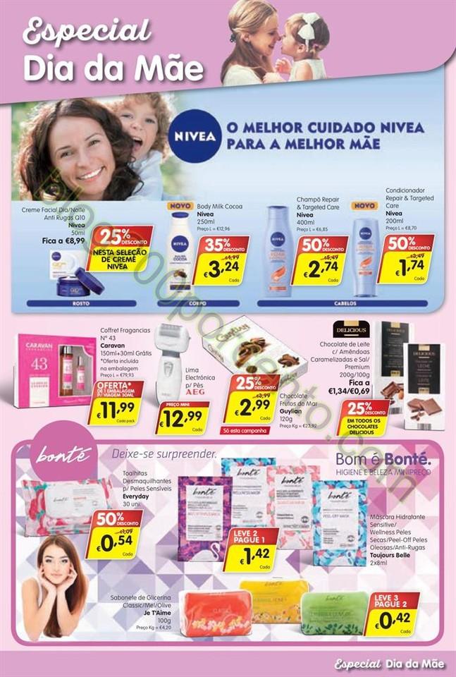 Antevisão Folheto MINIPREÇO Family de 28 abril a