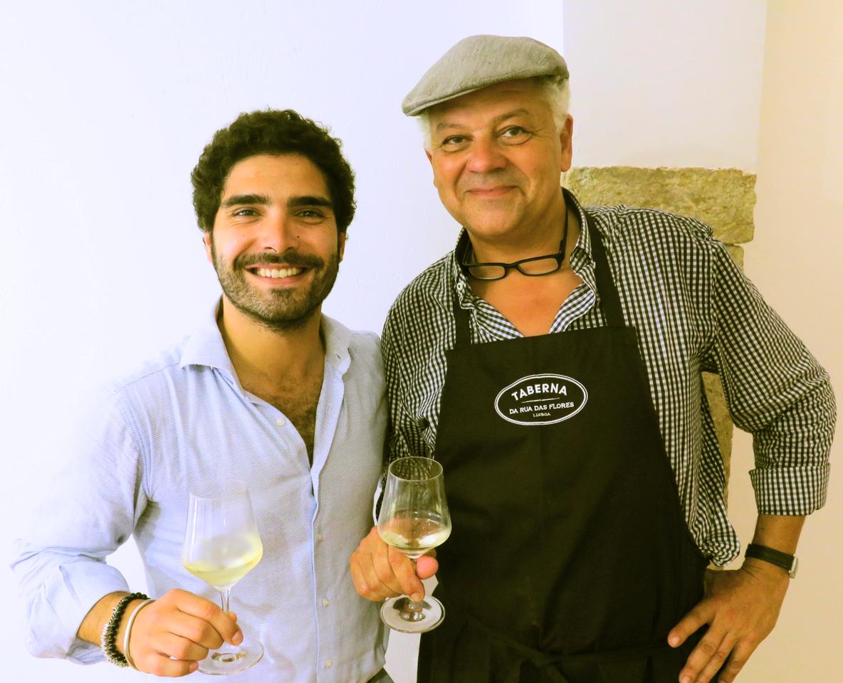 Pedro O. Silva Reis e André Magalhães