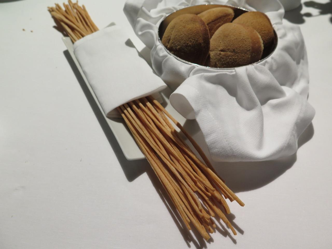 Novos pães