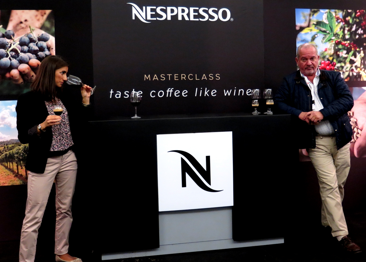 Masterclass 'Taste Coffee Like Wine'