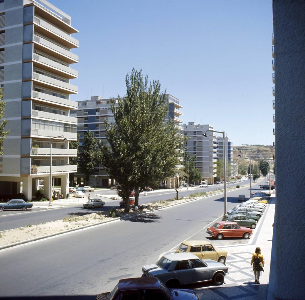Av. dos Estados Unidos, Lisboa (A. Pastor, 197...)