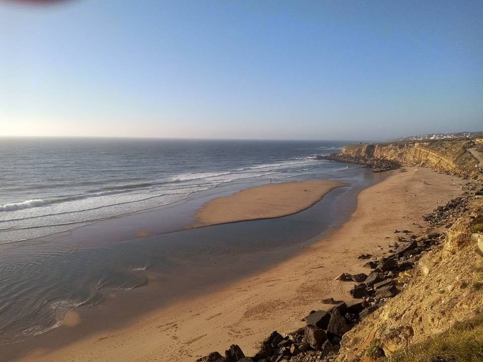 Praia Pequena Sintra Surf