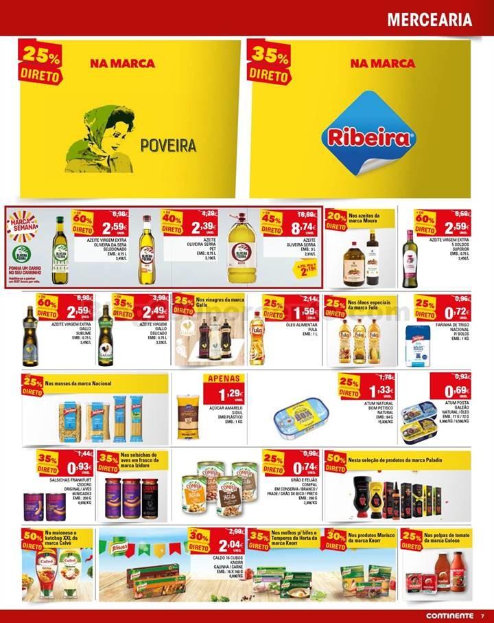 Antevisão Folheto CONTINENTE Promoções de 9 a 1