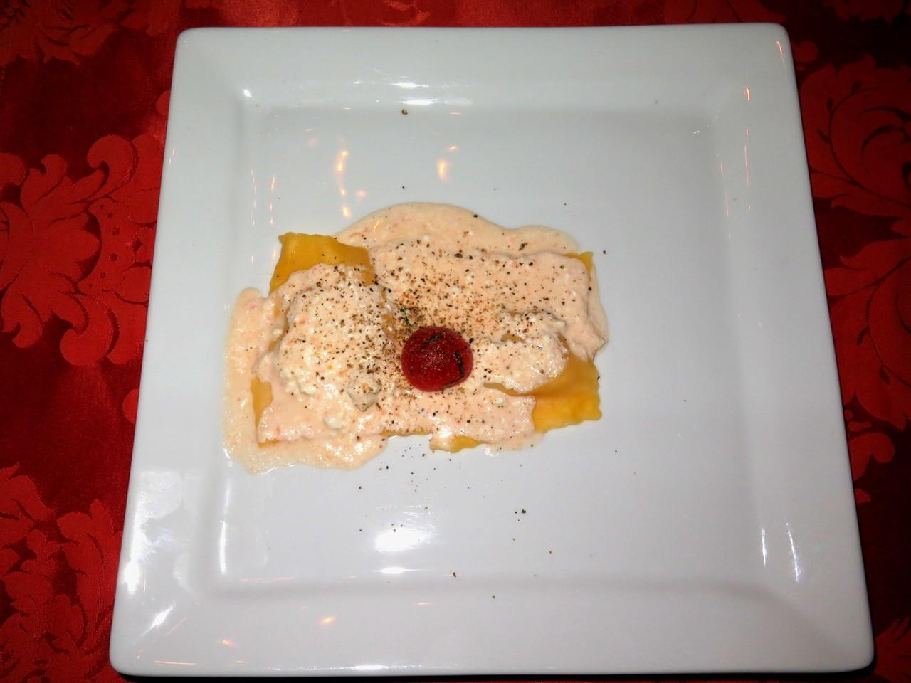 Ravioli di Santola