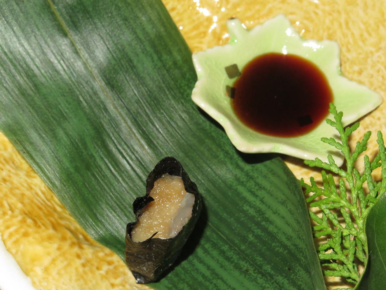 Sasamiaki Renkonmochi