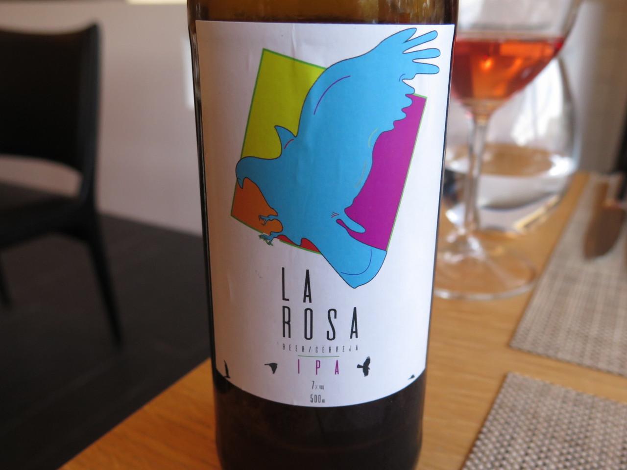 Cerveja La Rosa