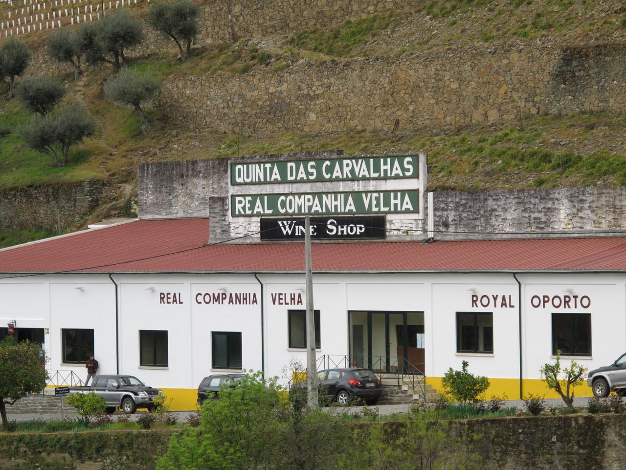 Quinta das Carvalhas