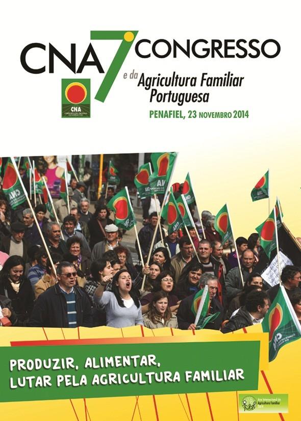 Cartaz 7º Congresso CNA