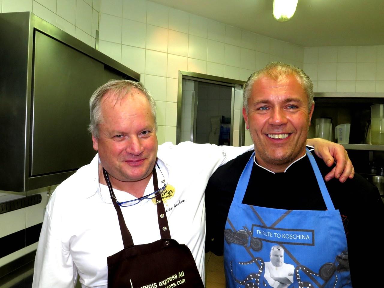 Dieter Koschina & Thomas Klug