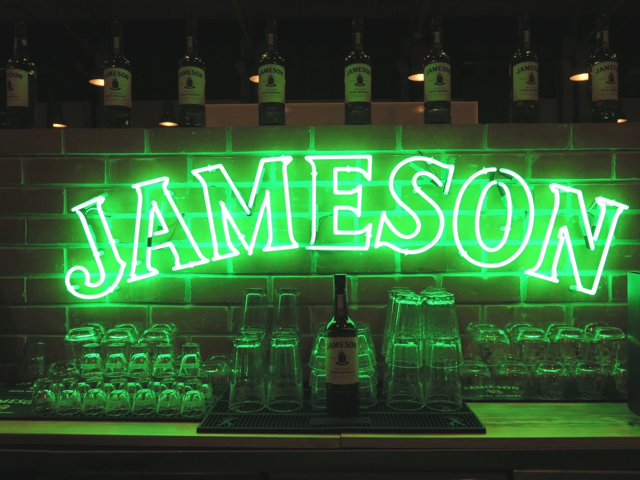 THE JAMESON BAR