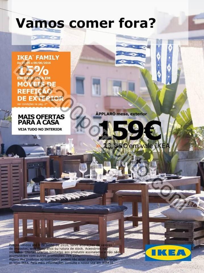 Antevisão Folheto IKEA Promoções de 19 maio a 9