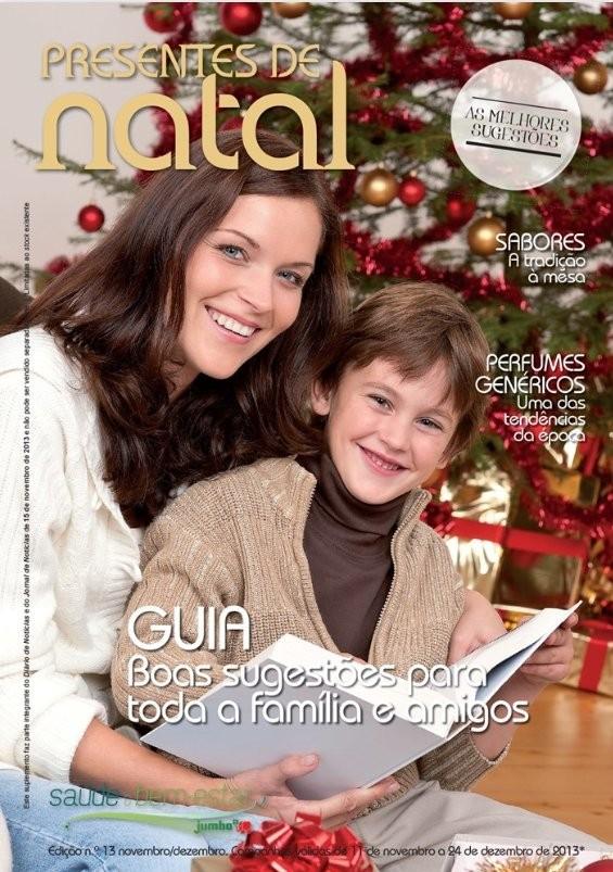 Novo Folheto | JUMBO | Presentes Saúde e bem estar, de 11 novembro a 24 dezembro