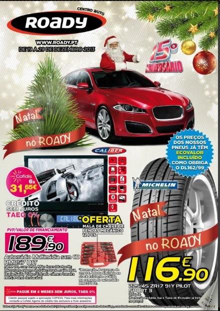Folheto | ROADY | até 29 dezembro