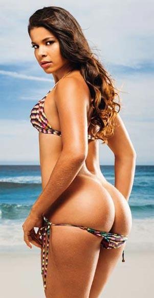 Julyana Oliveira (24 anos - Recife, PE)