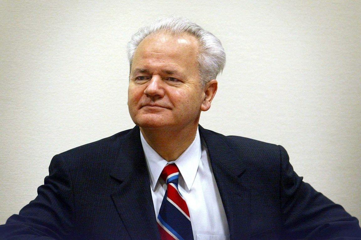Slobodan Milosevic1