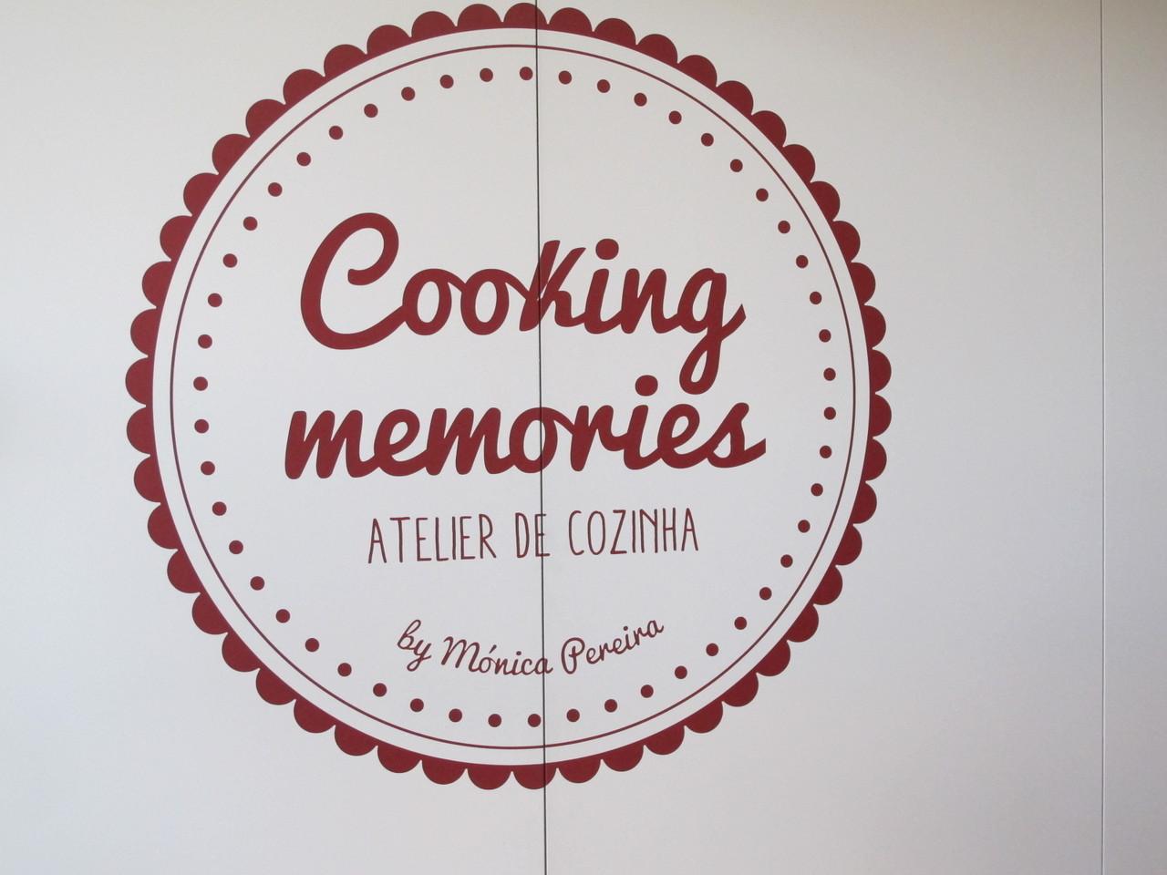 COOKING MEMORIES by Mónica Pereira