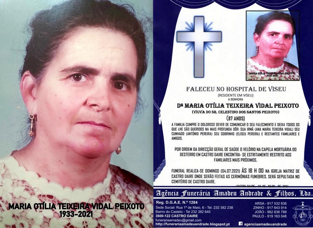 FOTO RIP DE MARIA OTÍLIA TEIXEIRA VIDAL PEIXOTO-8