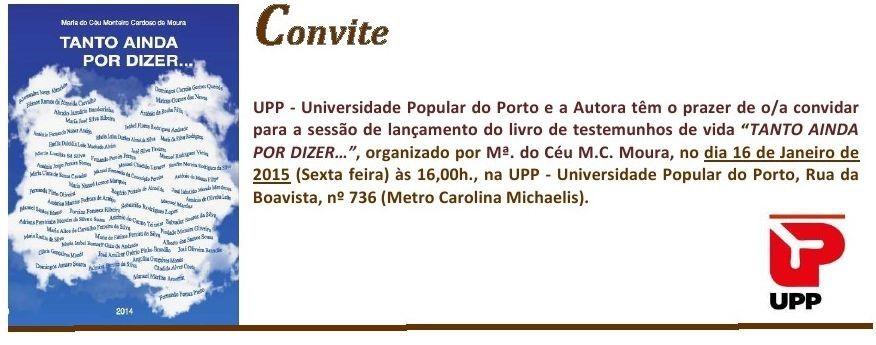 UPP Apresentação Livro