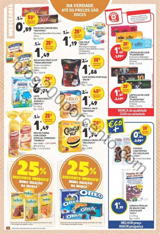Antevisão Folheto E-LECLERC Promoções de 21 a 2
