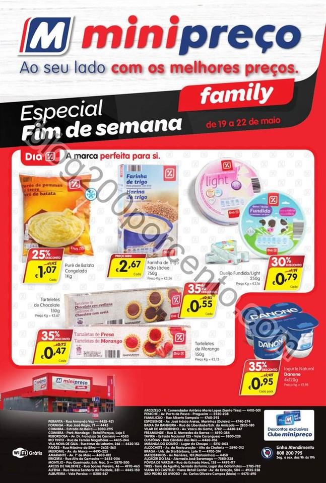 Antevisão Folheto MNIPREÇO Family promoções de