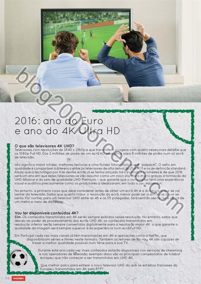 Antevisão Folheto WORTEN Promoções de 30 maio a