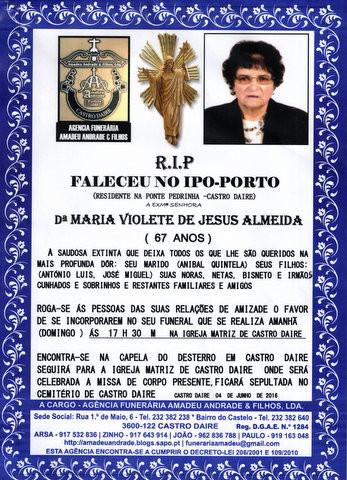 RIP4- DE MARIA VIOLETE DE JESUS ALMEIDA-67 ANOS.jp