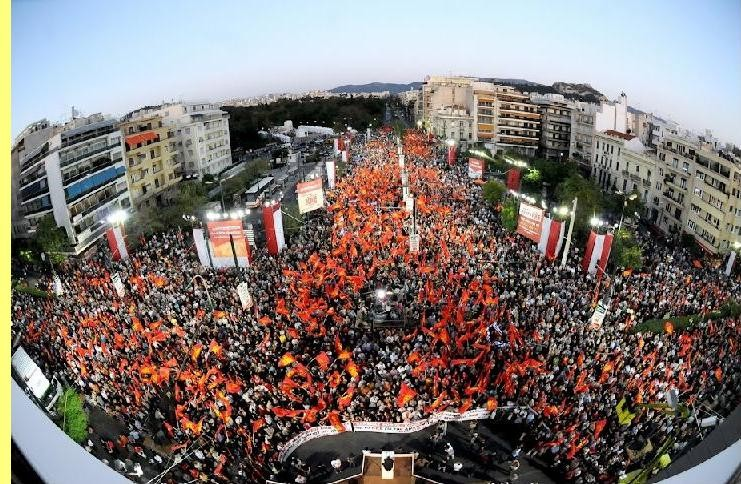 Manifestação_kke_2012
