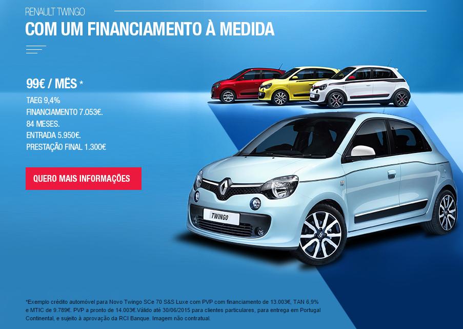 d6a04011df Novo Renault Twingo - Campanhas Automóveis 2015 - Com um ...