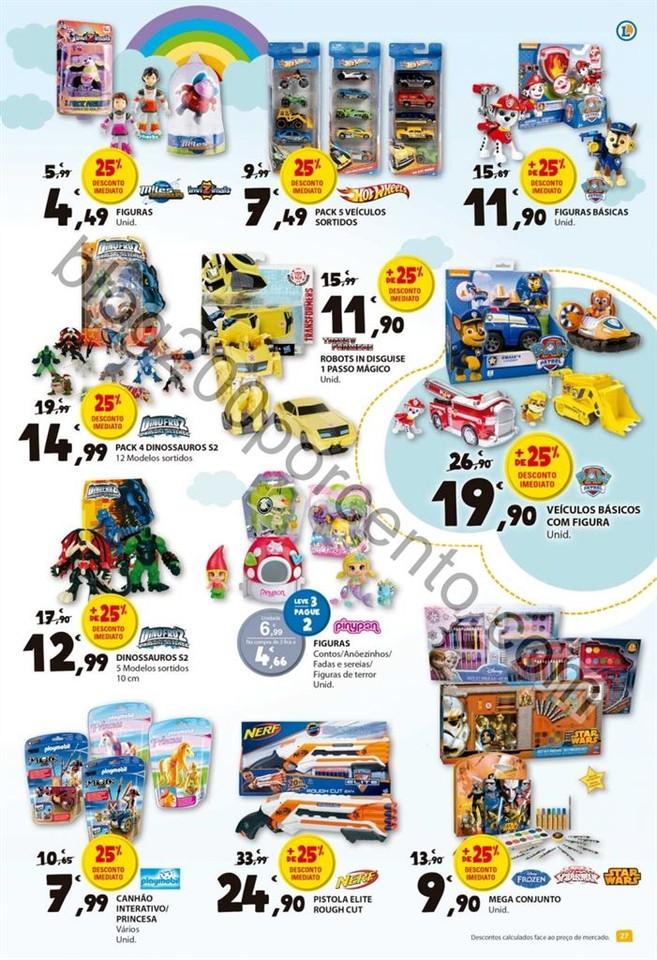 Antevisão Folheto E-LECLERC promoções de 24 a 3