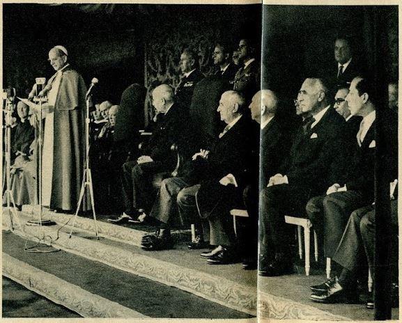 Papa Paulo VI, Fátima («Em Foco[?], s.d.)