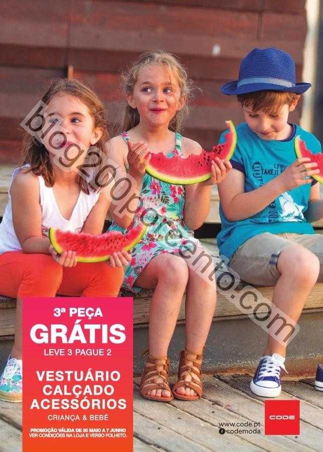 Novo Folheto PINGO DOCE - CODE Promoções até 7