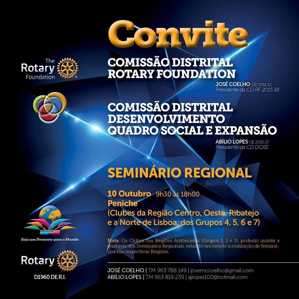 2015 10 10_Seminário Regional da Rotary foundatio