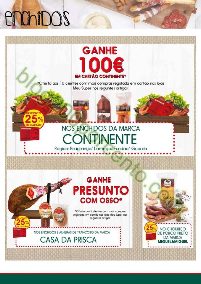 Antevisão Folheto MEU SUPER Promoções de 10 a 2