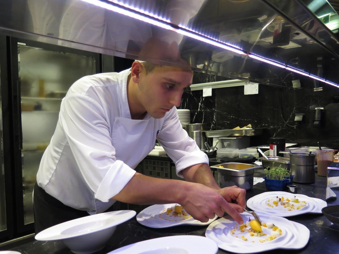 Giacomo Troisi e a pré-sobremesa