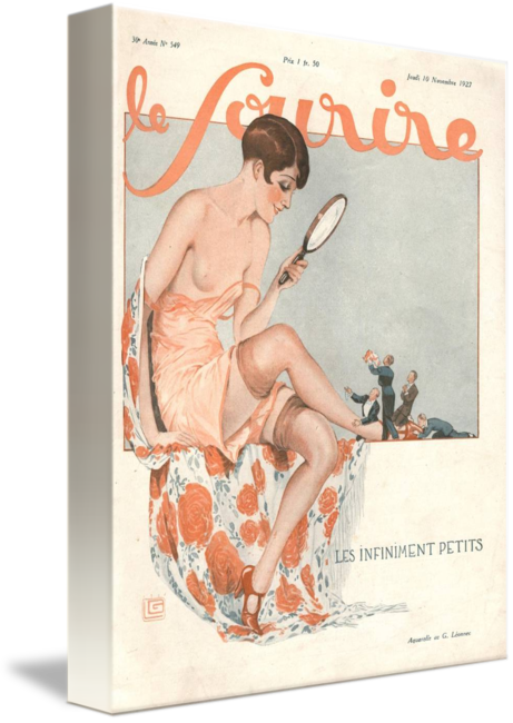 Front-Cover-of-Le-Sourire-Magazine--Admirers_art.p