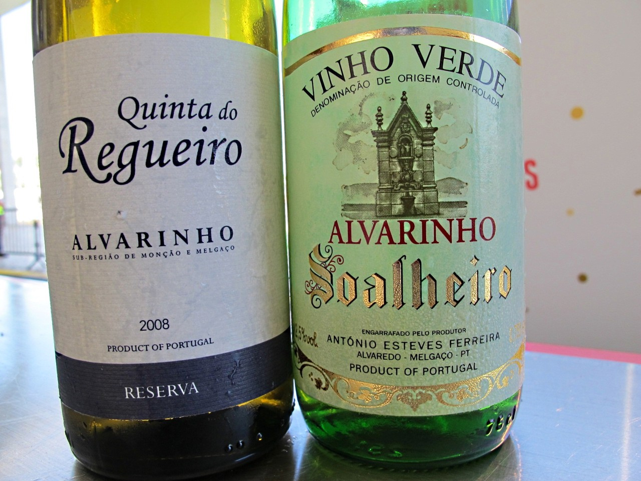 Quinta do Regueiro e Soalheiro