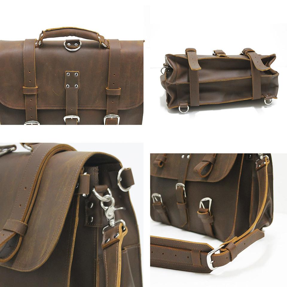 malas vintage de couro bolsas de couro femininas