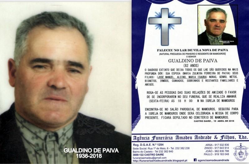 RIP+FOTO DE GUALDINO DE PAIVA-82 ANOS (MAMOUROS).j