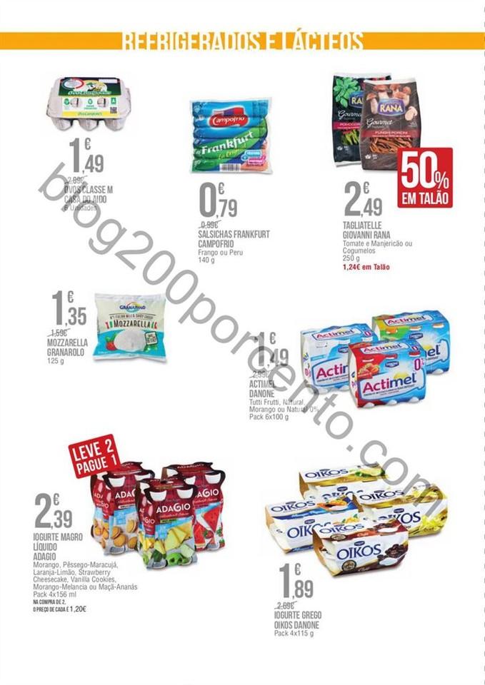 Novo Folheto EL CORTE INGLÉS promoções de 13 a