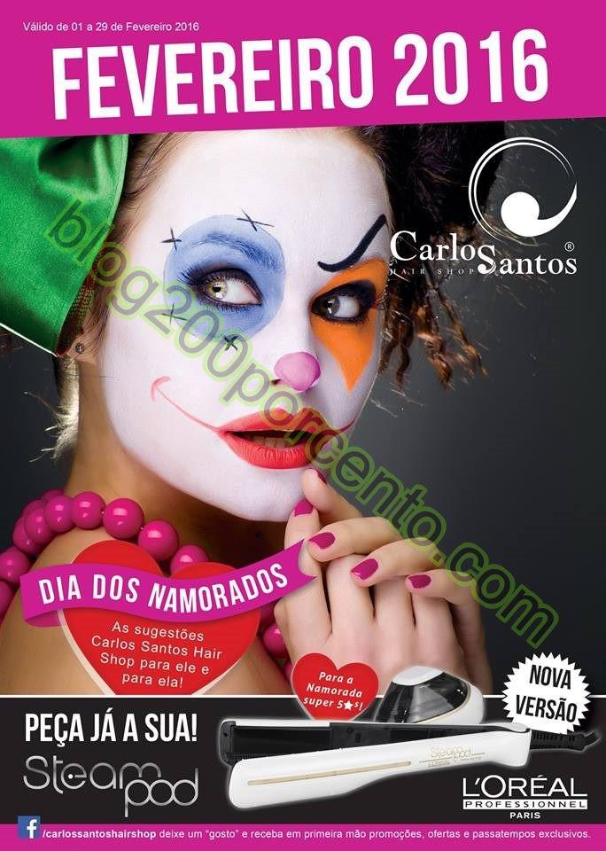 Novo Folheto CARLOS SANTOS HS Promoções de 1 a 2