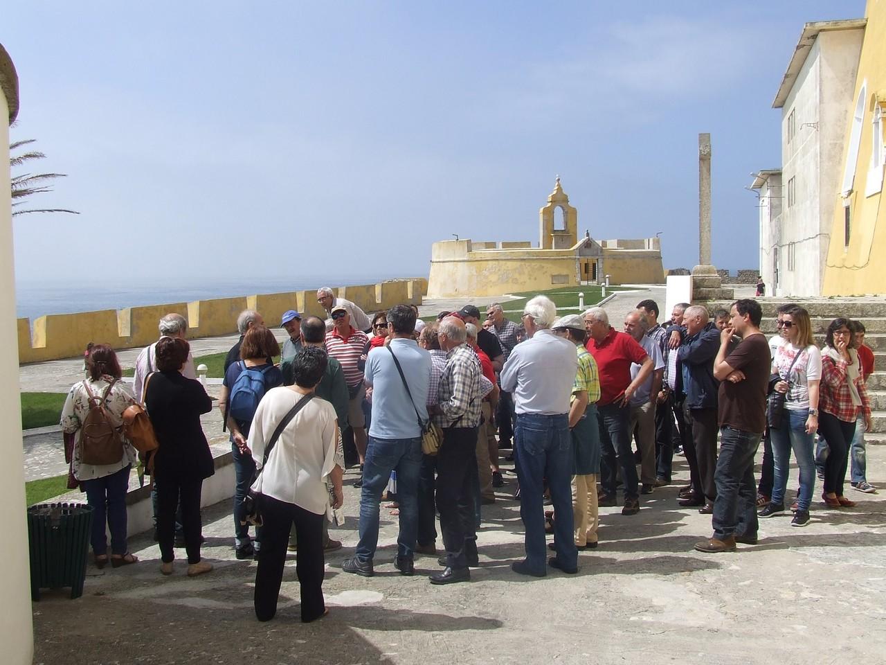 Visita Forte Peniche 5-6-2016 11